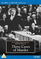 Three Cases of Murder - British Movie Cover (xs thumbnail)