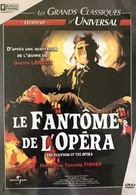 The Phantom of the Opera - French DVD movie cover (xs thumbnail)