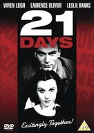 21 Days - British DVD cover (xs thumbnail)