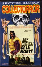 Les raisins de la mort - French VHS cover (xs thumbnail)
