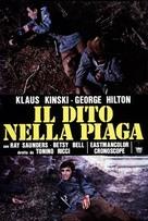 Il dito nella piaga - Italian Movie Poster (xs thumbnail)