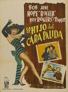 Son of Paleface - Mexican Movie Poster (xs thumbnail)