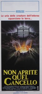The Gate - Italian Movie Poster (xs thumbnail)