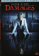 """""""Damages"""" - French DVD cover (xs thumbnail)"""