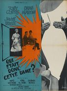 Who Was That Lady? - French Movie Poster (xs thumbnail)