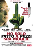 Picking Up the Pieces - Italian Theatrical poster (xs thumbnail)
