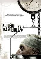 Saw IV - Chilean Movie Poster (xs thumbnail)