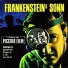 Son of Frankenstein - German Movie Cover (xs thumbnail)
