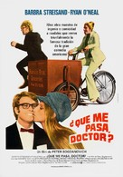 What's Up, Doc? - Spanish Movie Poster (xs thumbnail)