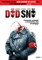 Død snø - Swedish Movie Poster (xs thumbnail)
