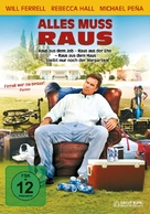 Everything Must Go - German Movie Cover (xs thumbnail)