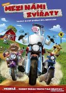 Barnyard - Czech DVD movie cover (xs thumbnail)