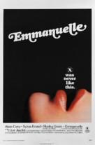 Emmanuelle - Movie Poster (xs thumbnail)