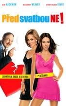 Heartbreakers - Czech DVD movie cover (xs thumbnail)