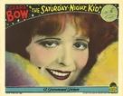 The Saturday Night Kid - poster (xs thumbnail)