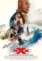 xXx: Return of Xander Cage - Austrian Movie Poster (xs thumbnail)