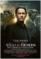 Angels & Demons - Dutch Movie Poster (xs thumbnail)