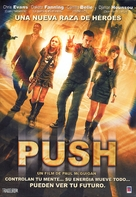 Push - Argentinian Movie Cover (xs thumbnail)