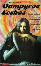 Vampiros lesbos - German Movie Poster (xs thumbnail)