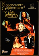 Rosencrantz & Guildenstern Are Dead - Spanish Movie Poster (xs thumbnail)