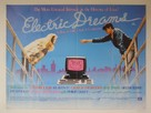 Electric Dreams - British Movie Poster (xs thumbnail)