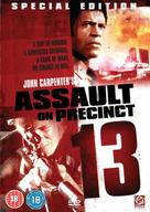 Assault on Precinct 13 - British DVD movie cover (xs thumbnail)