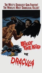 Billy the Kid versus Dracula - Movie Poster (xs thumbnail)