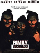 Family Business - French Movie Poster (xs thumbnail)
