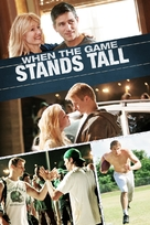 When the Game Stands Tall - Canadian Movie Cover (xs thumbnail)