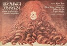 The French Lieutenant's Woman - Polish Movie Poster (xs thumbnail)