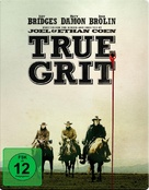 True Grit - German Movie Cover (xs thumbnail)