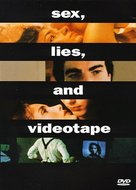 Sex, Lies, and Videotape - DVD movie cover (xs thumbnail)