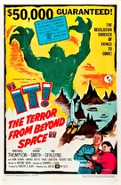 It! The Terror from Beyond Space - Movie Poster (xs thumbnail)