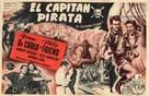 Buccaneer's Girl - Spanish Movie Poster (xs thumbnail)