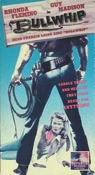Bullwhip - VHS movie cover (xs thumbnail)