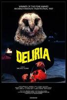 Deliria - Movie Poster (xs thumbnail)