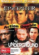 Epicenter - Australian DVD cover (xs thumbnail)