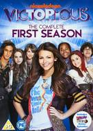 """Victorious"" - British DVD movie cover (xs thumbnail)"