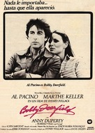 Bobby Deerfield - Spanish Movie Poster (xs thumbnail)