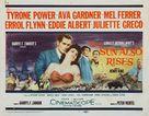 The Sun Also Rises - Movie Poster (xs thumbnail)