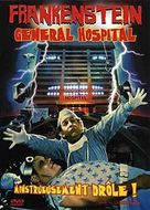 Frankenstein General Hospital - French Movie Cover (xs thumbnail)