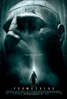 Prometheus - Brazilian Movie Poster (xs thumbnail)