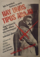 Hay unos tipos abajo - Argentinian Movie Poster (xs thumbnail)
