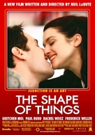 The Shape of Things - Movie Poster (xs thumbnail)
