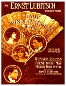 Lady Windermere's Fan - Movie Poster (xs thumbnail)