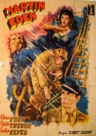 The Adventures of Martin Eden - Italian Movie Poster (xs thumbnail)