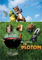Over The Hedge - Czech Movie Poster (xs thumbnail)