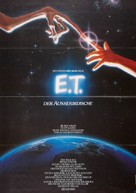 E.T.: The Extra-Terrestrial - German Movie Poster (xs thumbnail)