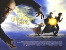 Lemony Snicket's A Series of Unfortunate Events - British Movie Poster (xs thumbnail)