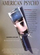 American Psycho - Movie Poster (xs thumbnail)